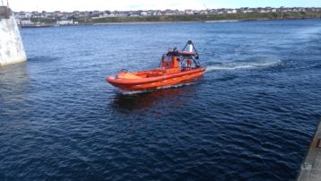 Local Dive Support Boat