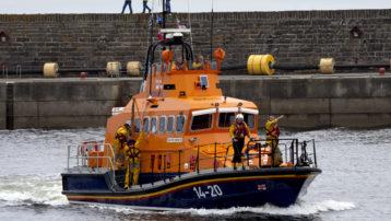 Wick Lifeboat - Roy Barker II