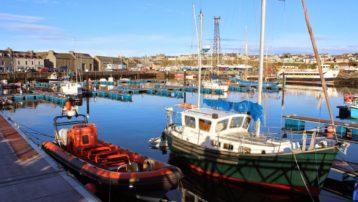 Wick Harbour Marina